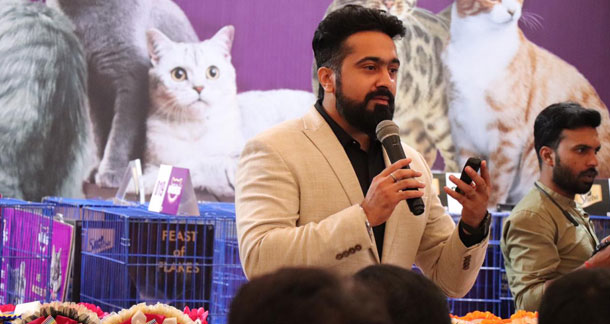 Saquib Salim Pathan – Feline Club of India